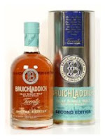 bruichladdich 20 years old 'flirtation'