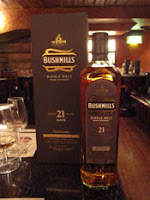 bushmills 21 years old, 2010 release