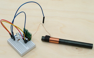 duino Lab: Summertime RF Propagation and the CMMR-6P-60
