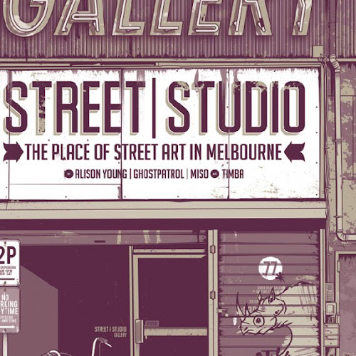 Street/Studio The Place of Street Art in Melbourne UK Launch