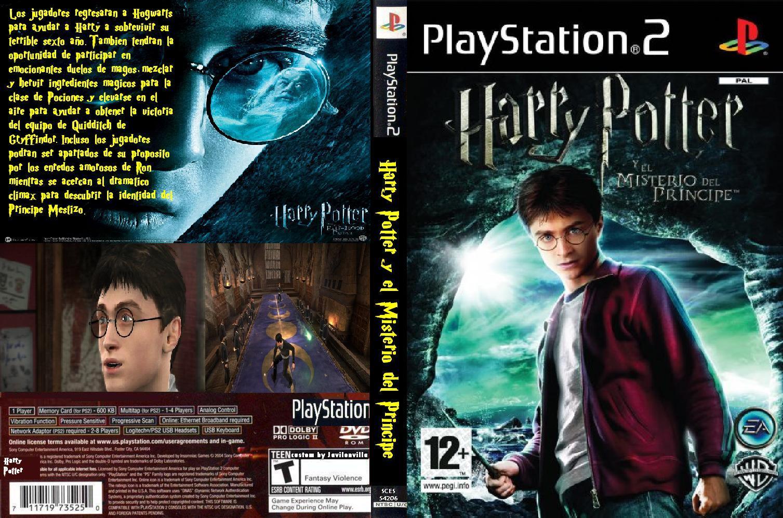 Trucos Para Juegos Harry Potter Y El Misterio Del Principeps2