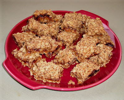 Apple Butter or Date Squares