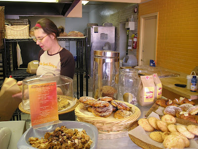 Aura Hertzog of Golden Hearth Baking