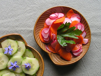 Vietnamese Marinated Carrots and Radishes
