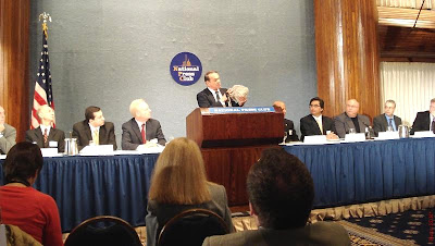 UFO Panel at The National Press Club