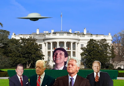 Presidents & UFOs
