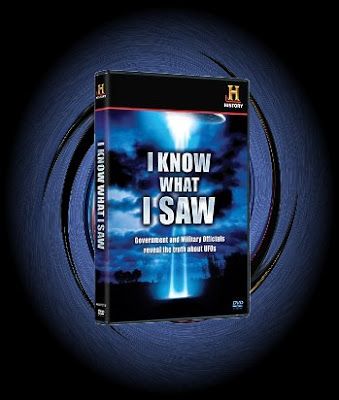 I Know What I Saw DVD