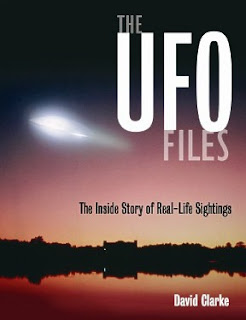 The UFO Files By Dr Davfid Clarke