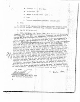 UFO Report Minot AFB 8-25-1966 (Pg 3)