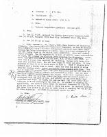 UFO Report Minot AFB 8-25-1966 (Pg 3)