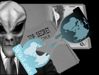 Hints About UFOs in 'Wikileaks Documents?'
