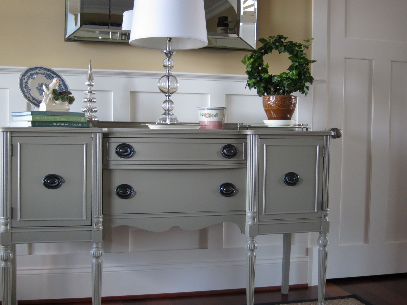 Lulabelle S View A New Look For An Old Sideboard
