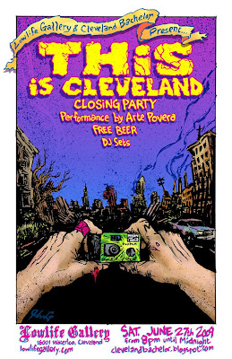 This Is Cleveland Closing Party - June 27th