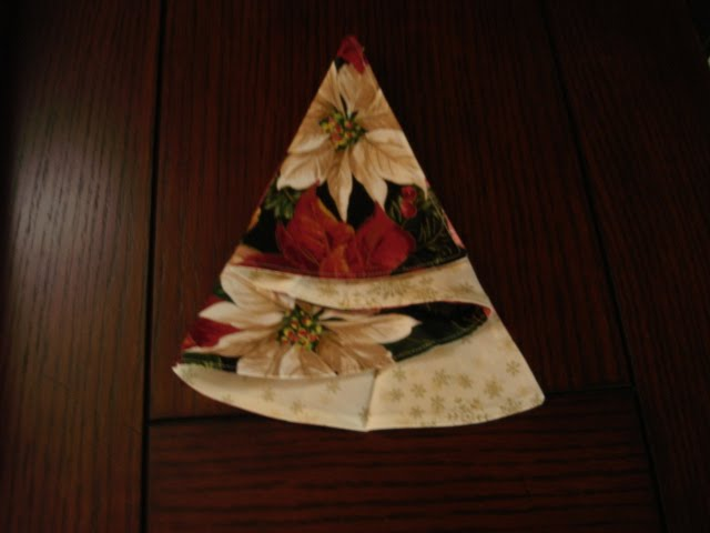 Everything Sewing: Christmas Tree Napkins