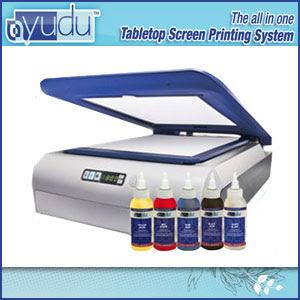 Seen On Tv Items Yudu Sreen Printing Machine Latest Ad