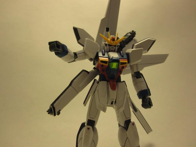 Gundam For The Barrel: Baby TheEnd's Gunpla And Toy Review: HG Gundam X