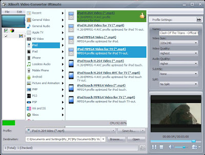 Serial video full 7.6.1 converter xilisoft ultimate crack download free