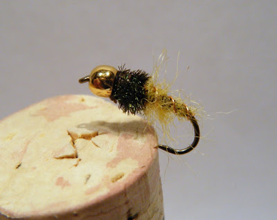 Unnamed Nymph Fly