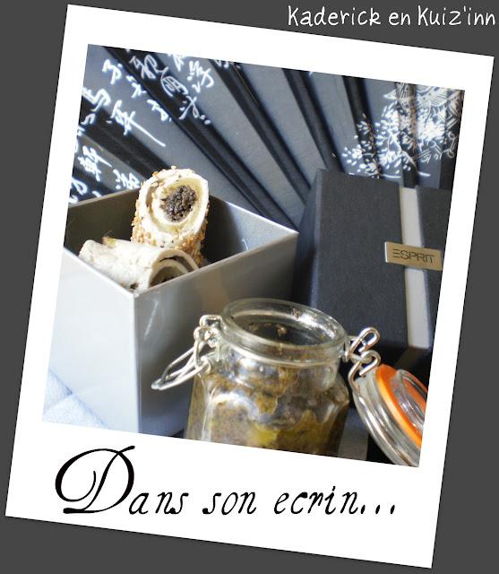 Recette de roulé de dinde à la tapenade d'olives noires maison