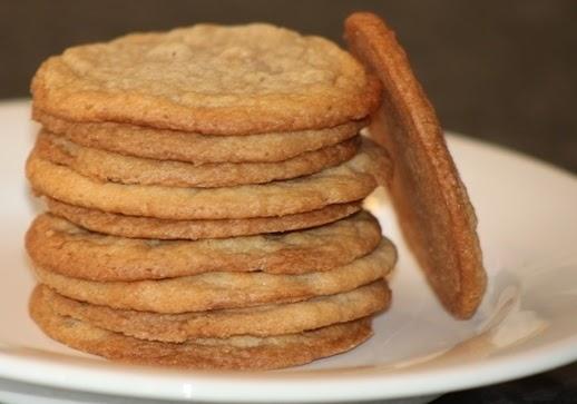 Kitchen Snaps Brown Sugar Ginger Crisp Cookies