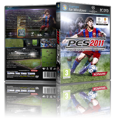 Mr Compress: PES 2011 Highly Compressed PC Game Full Version Free