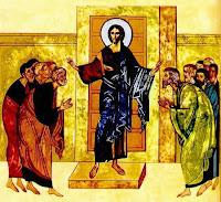 Resultado de imagen para Una vez que Jesús estaba orando solo, en presencia de sus discípulos, les preguntó: «¿Quién dice la gente que soy yo?»