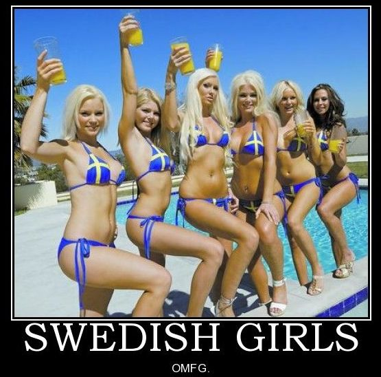 Swedish Blonde Women 114