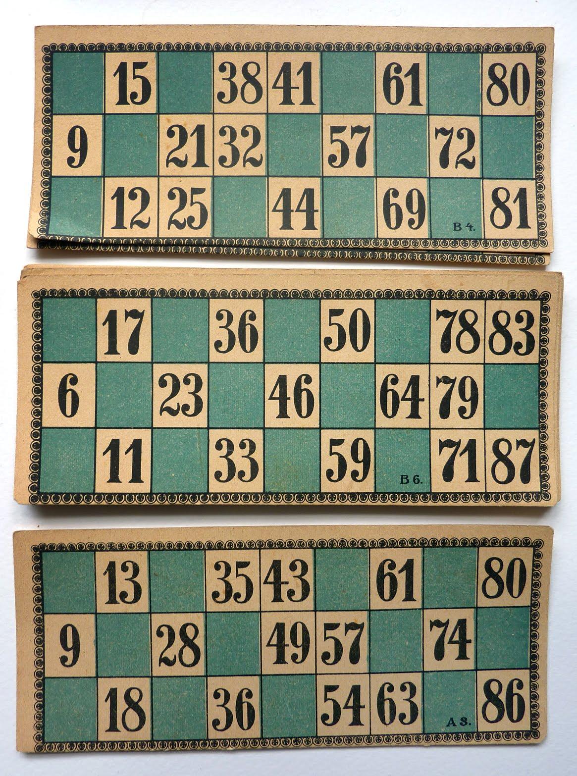 Lotto Bingo
