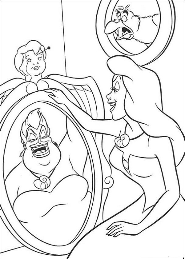 free disney princess printable coloring pages | Disney Princess coloring pages - Free Printable