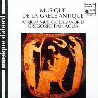 01 - Gregorio Paniagua - Musique de la Grece Antique [MP3] [2000]