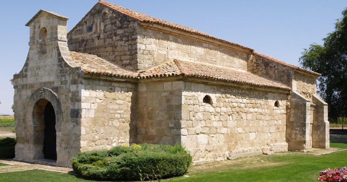 Línea Serpentinata: La iglesia visigoda de San Juan de Baños