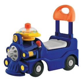 Einstein Baby Jumper Ride On Toy Train