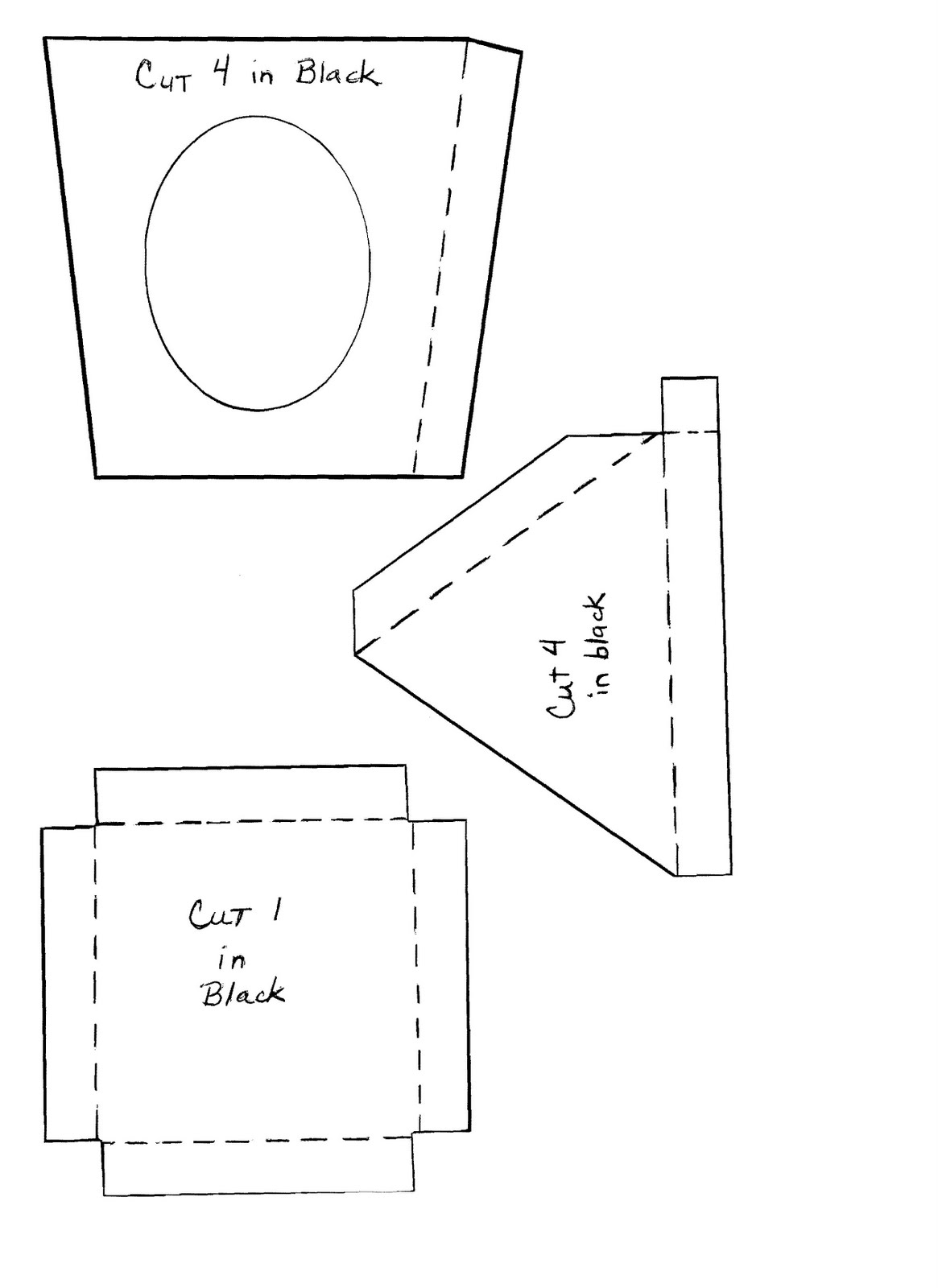 Clickersister's Gallery: Lantern Tutorial Part 1
