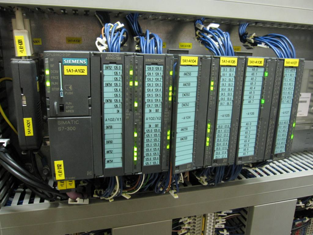 All About Mechatronics Engineering: PLC & SCADA