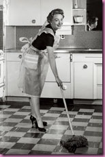 A 1950 S Wife S Guide Cleaning Tips