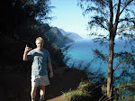 Mike on the Napali