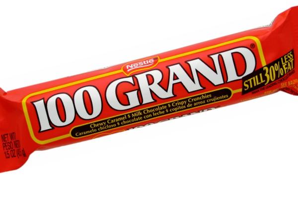 100 Grand Clip Art