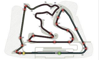 Formula1 2010, la temporada empezó en Bahrein. 2