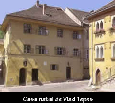 """2 +Casa+Natal+de+Dracula - Drácula """"El Empalador"""". La realidad siempre supera a la ficción"""