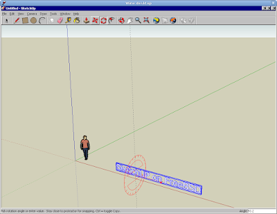 Google SketchUp 6 on Linux and FreeBSD with Wine