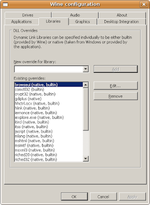Wine Reviews : IE 7 on Linux with Wine