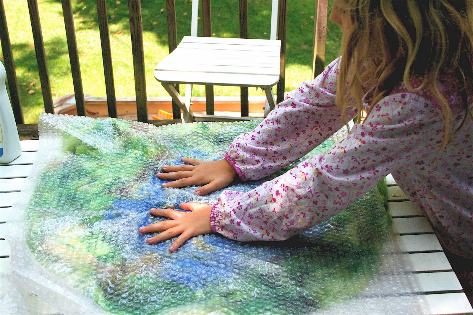 Moment To Moment Felted Play Mat