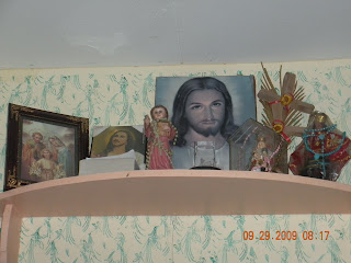 Our New Altar