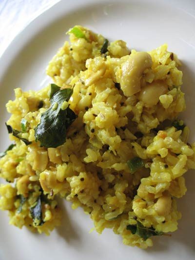 Indian Lemon Brown Rice
