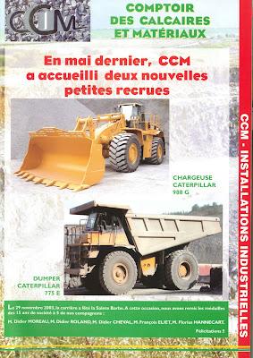 1f931ddfc962d9 Quelques articles de Diapason, le magazine interne de SCREG Nord Picardie.
