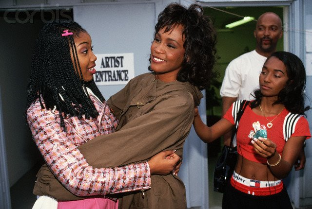 ray and whitney houston relationship with a woman