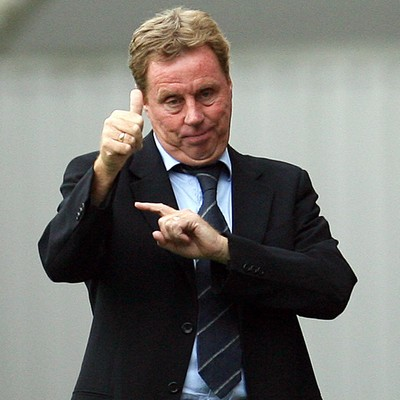 The Irony of Redknapp