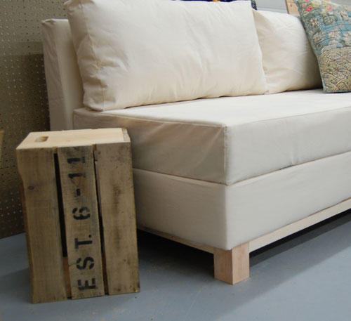 Stand And Deliver Diy Furniture Projects
