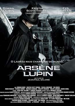 Baixar Torrent Arsene Lupin O Ladrão Mais Charmoso do Mundo Download Grátis