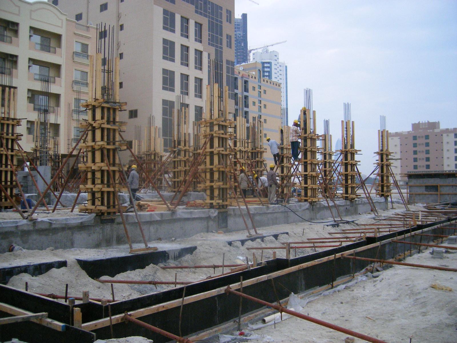 Sanabis (Bahrain) Daily Photo: Construction Site